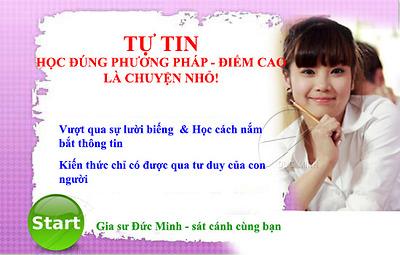 Gia sư Đức Minh - Hà Nội