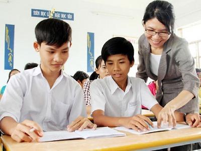 Cảm hóa học sinh -  Hành trình của nghề giáo.