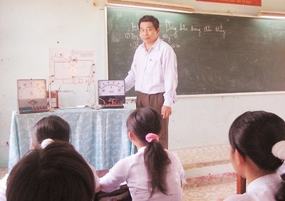 Cấu trúc nhân cách người làm thầy