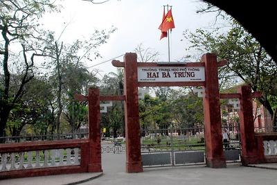 Dịch vụ gia sư tại quận Hai Bà Trưng - Hà Nội