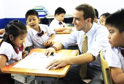 Động lực học ngoại ngữ từ  gia sư Tiếng Anh giỏi