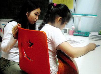 """Tìm gia sư dạy Toán và Tiếng Việt: """"2 trong 1"""""""