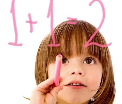 Bí quyết giúp cha mẹ dạy trẻ học nhanh các phép toán cộng trừ