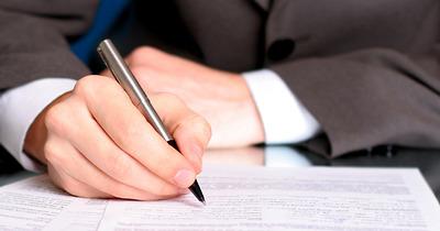 Quy trình xử lý hợp đồng