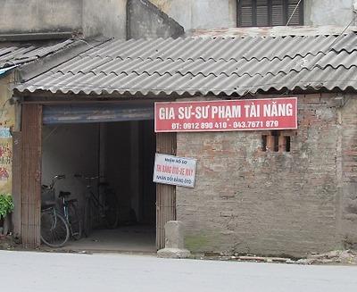 Trung tâm gia sư ở Hà Nội: Lừa đảo tinh vi hơn!