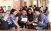 Sự khác nhau giữa sinh viên đại học và học học sinh cấp 3