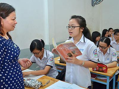 Trẻ hứng thú khi học với gia sư môn Ngữ văn THCS