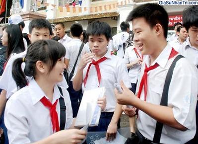Giúp con học tốt hơn môn tiếng Anh THCS với gia sư dạy kèm tại nhà