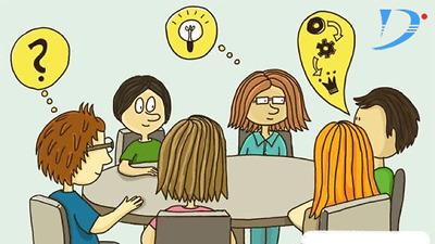 Những khó khăn thường gặp phải khi học nhóm tại nhà