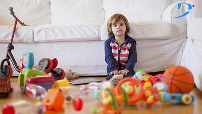 Tại sao khi có càng ít đồ chơi, trẻ lại càng sáng tạo hơn?