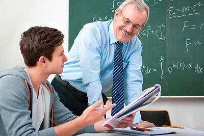 Con bạn sẽ học giỏi môn Toán cấp 3nếu có gia sư tại nhà