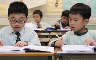 Khi nào nên luyện chữ tiểu học cho con?