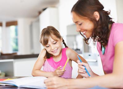 Không khó để giúp con học giỏi môn Toán tiểu học