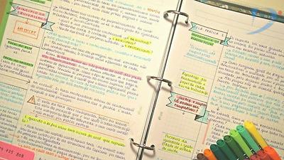 Bí quyết ghi chép bài vở khoa học dễ ghi nhớ và tạo hứng thú học tập