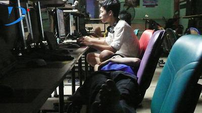 Tác hại của việc chơi game online quá nhiều