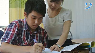 Tìm gia sư lớp 9 môn Toán dạy kèm tại nhà cho con chuẩn bị vào lớp 10