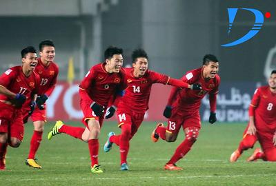Gia sư Đức Minh đồng hành cùng đội tuyển U23 Việt Nam