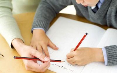 Viết chữ đẹp giúp con tự tin vào cấp 1